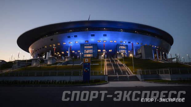 УЕФА перенесет матчи группового этапа Евро-2020 изДублина вСанкт-Петербург