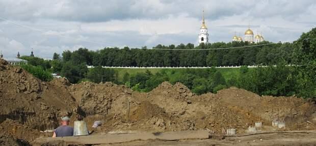 Во Владимире найдены погребения горожан XII-XV веков, захороненных по языческому обряду