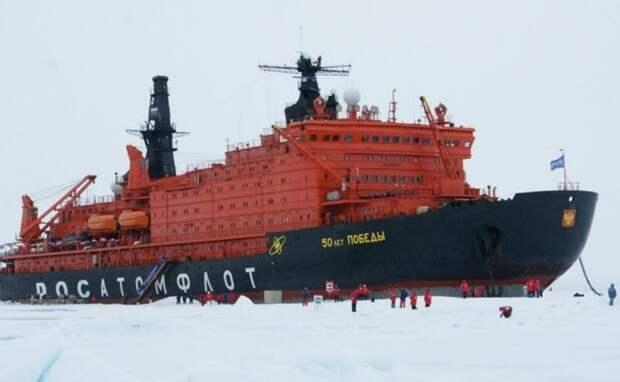«Мы плевали на русских»: Баранец рассказал, как США относятся к Северному морскому пути