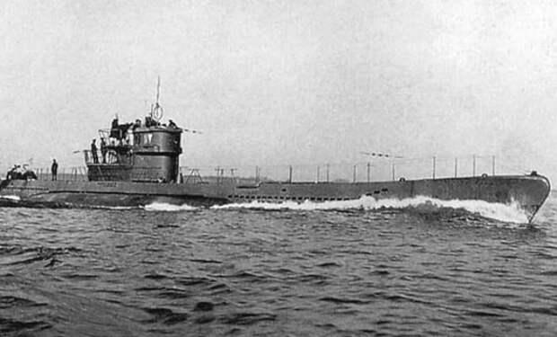 В 1944 году военные СССР с боем подняли со дна немецкую U-250. Командование искало секретную торпеду