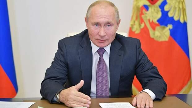 Путин — об отстранении российских спортсменов: «Чтобы выигрывать, нужно не ныть, а быть на голову сильнее»