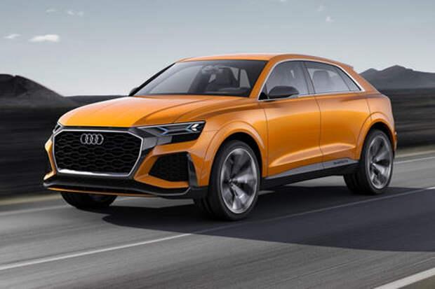 Берут на испуг. Audi запустила остросюжетный мини-сериал накануне премьеры Q8