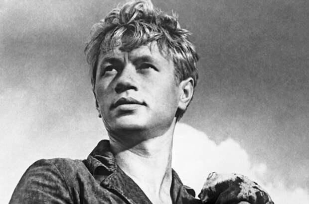 Кадр из фильма «Алешкина любовь». 1960 г.