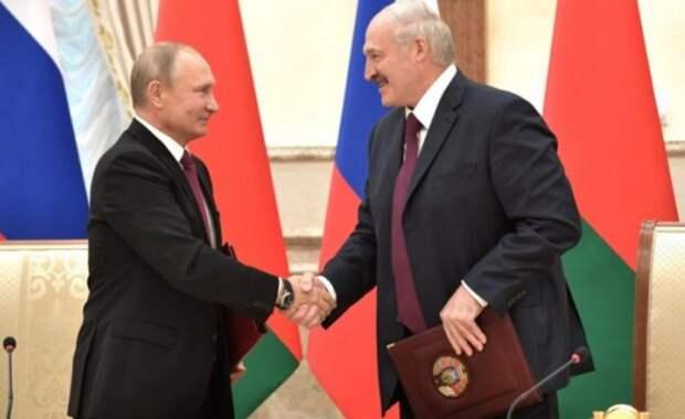 Итоги встречи Путина и Лукашенко вызвали панику в СМИ Украины