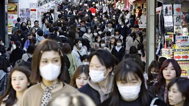 """В Японии обнаружили очаг заражения """"британским"""" штаммом коронавируса"""