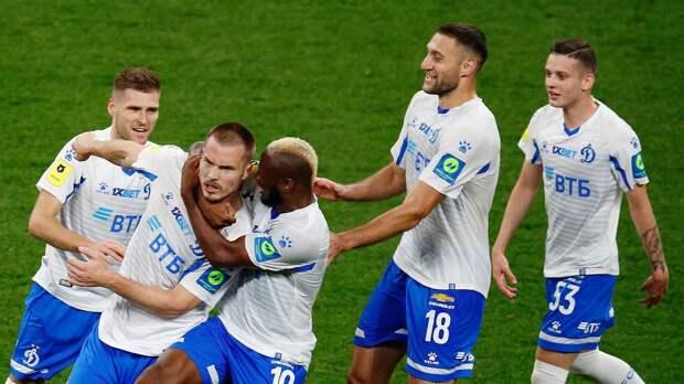 «Зенит» не получил пенальти, проиграл «Динамо» и лишился Дриусси. Но все равно остался на 1-м месте