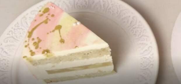Торт «Карамельное Яблоко»