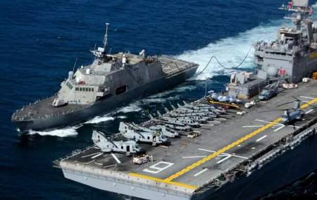 Сомнительные приоритеты ВПК США: Трамп раскритиковал внешний вид американских военных кораблей