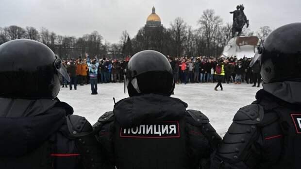 Американских дипломатов могут выдворить из России за призывы к незаконным акциям 23 января