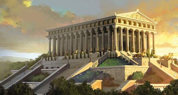 Temple of artemis 3