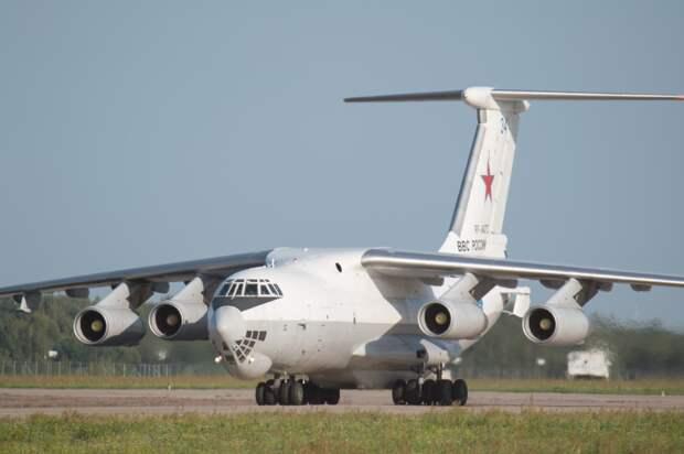 Первый полет совершил модернизированный самолет-топливозаправщик Ил-78-2
