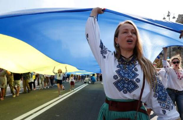 В Киеве сочли опасным переименование Украины в Русь-Украину