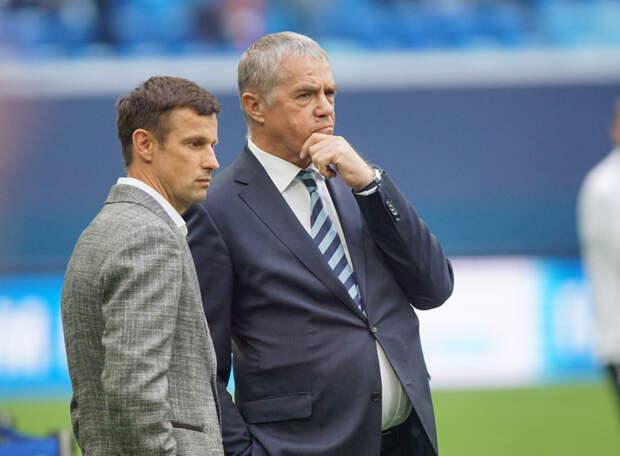 «Ни с Почеттино, ни с Маурисио никаких переговоров не ведем, - Медведев. – Не знаю, с какой целью выбрасываются фейковые новости». «Это реально хороший тренер», - Капелло