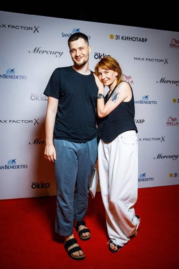 Алексей Смирнов и Анастасия Пальчикова