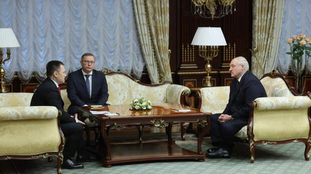 Краснов: Россию и Белоруссию пытаются дестабилизировать извне