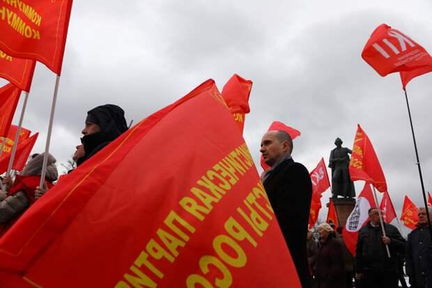 Власти Москвы не согласовали проведение митинга 23 февраля