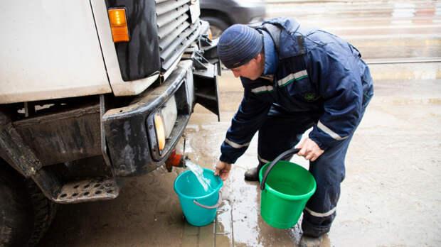К шести часам вечера обещают восстановить подачу воды в Ростове