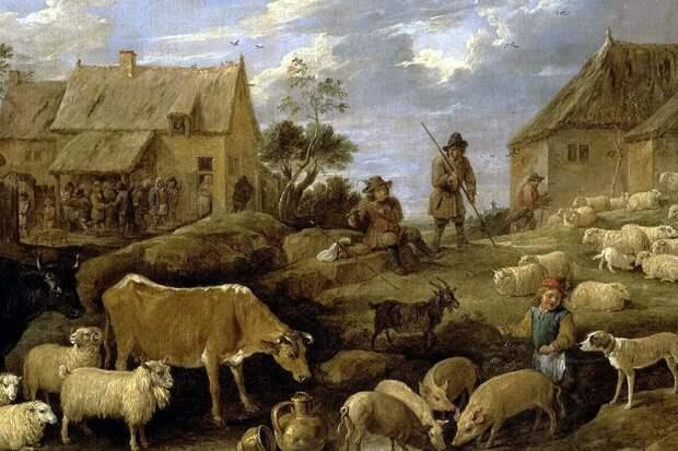 По всему миру постепенно уничтожается животноводство