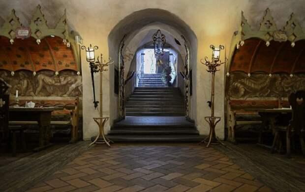 Самый старый действующий ресторан Европы находится в Польше, и ему уже 700 лет