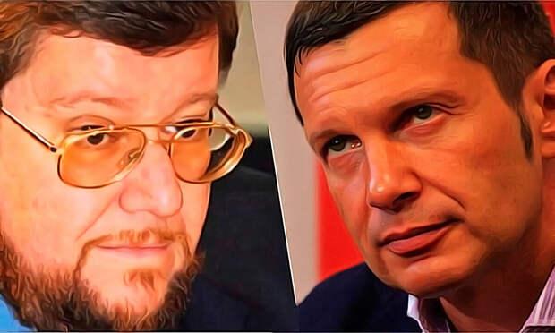 Я бы тоже, как Сатановский, к Соловьеву на передачу больше не пришла