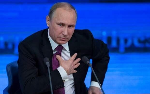 За что Россия может сказать Путину спасибо?