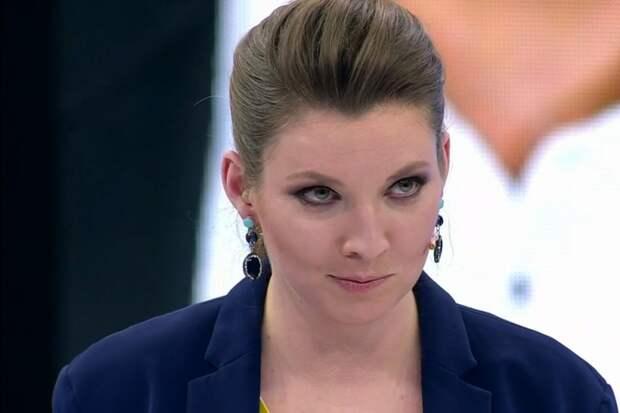 «Уж больно быстро вы перековались»: Скабеева жёстко осадила Трюхана за ложь про украинские выборы