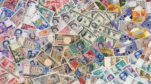 Официальные рыночные курсы инвалют на 5 августа установил Нацбанк Казахстана