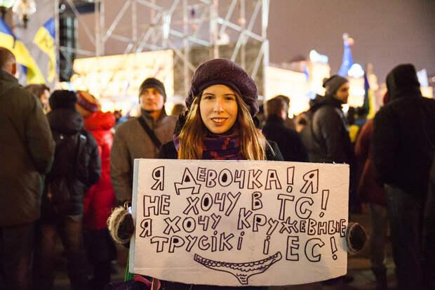 После Евромайдана на Украине рождается на 40% меньше детей