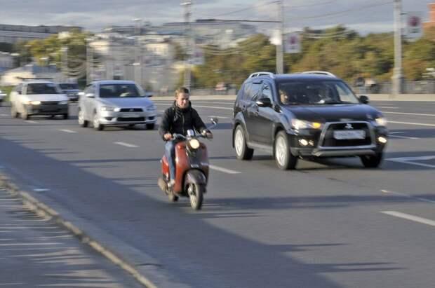 Транспортные средства, для управления которыми не нужны права
