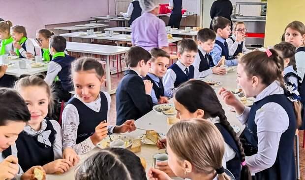 Создание сезонного меню назвали способом улучшения качества питания в школах