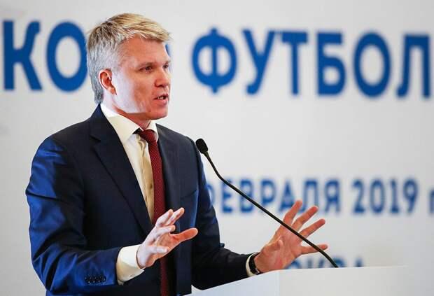 Министр спорта России высказался обидее возвращения вроссийский футбол системы «весна-осень»