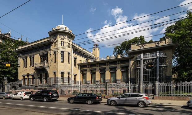 Особняк Кшесинской в Санкт-Петербурге