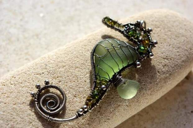 """""""Морские стёклышки"""". Частица моря у вас дома"""