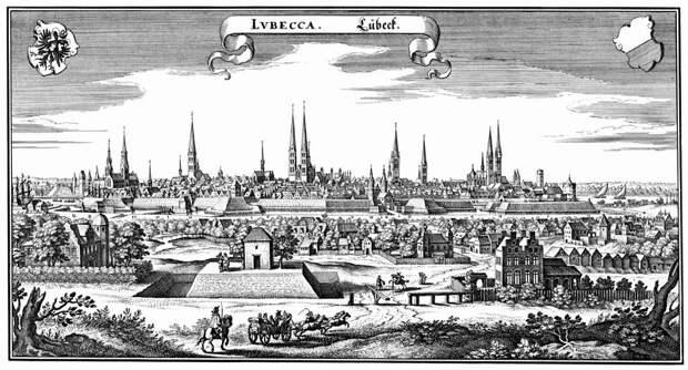 Любек в XVII веке - Шведская «Игра Престолов»: да здравствует король! | Warspot.ru