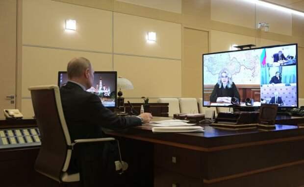 Голикова— Путину: В62 регионах стабилизировалась ситуация сзаболеванием Covid-19