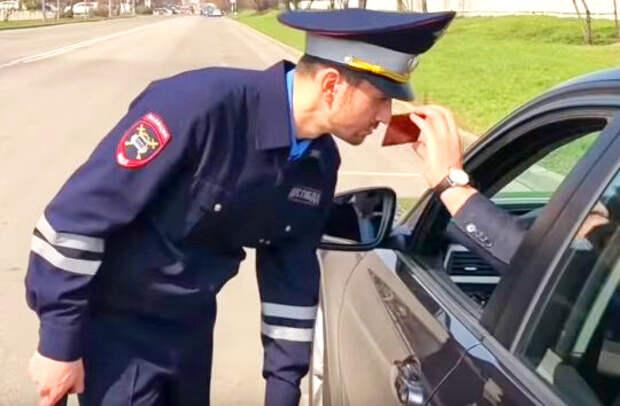 Чего боятся инспекторы ДПС, когда тормозят водителей