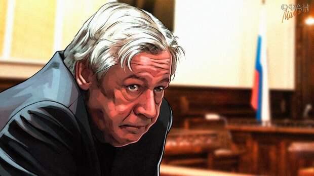 Миша-табурет. Роман Носиков о балагане «друзей» у стен суда над Ефремовым