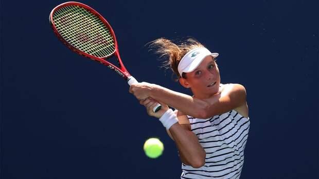 Грачева уступила в первом круге турнира в Монтеррее