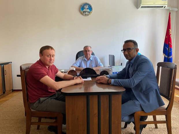 ЦУР Адыгеи и Общественная палата республики договорились о сотрудничестве