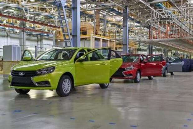 """""""АВТОВАЗ"""" планирует в течение 5 лет поставить на Lada турбодвигатель мощностью 150 л.с."""