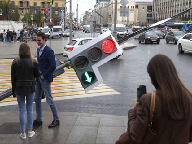 Новый ГОСТ для светофоров: он будет в следующем году