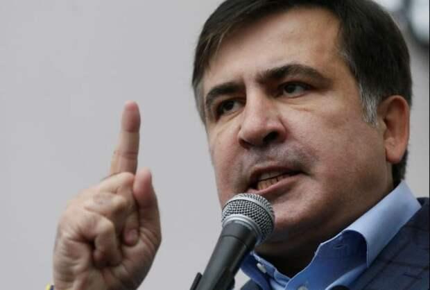 Саакашвили раскритиковал украинских чиновников за коррупцию во время карантина