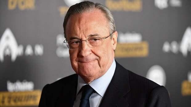 Перес— оСуперлиге: «Мывыведем футбол надостойное место вмире»