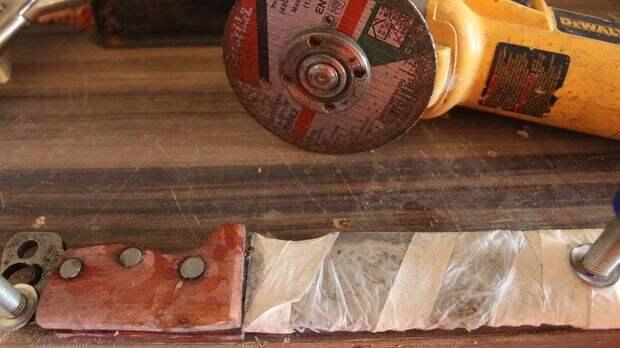 Самодельный нож выживальщика простыми инструментами