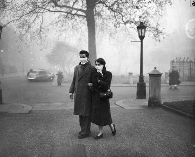 londonskiapokalipsis 4 10 фотографий Великого смога в Лондоне