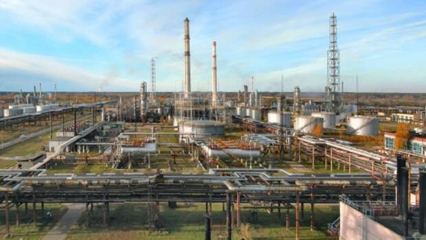 «Нафтан» возобновил экспорт бензола вЕвропу