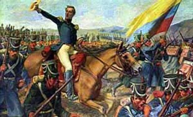 Симон Боливар ОСВОБОДИТЕЛЬ