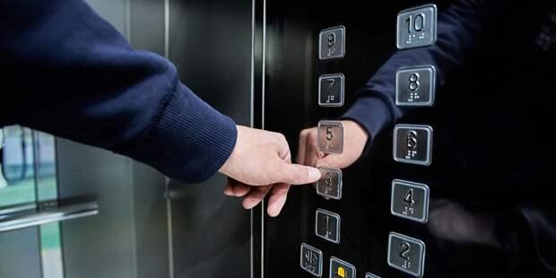 Итоги опроса: более половины жителей Южного Тушина сообщили о проблемах с лифтом