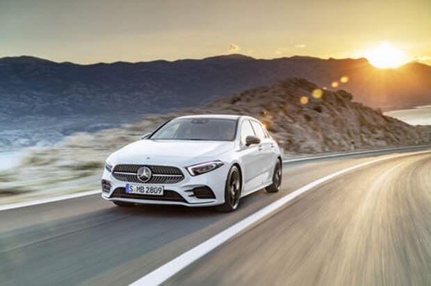 Представлен Mercedes-Benz, с которым можно поговорить