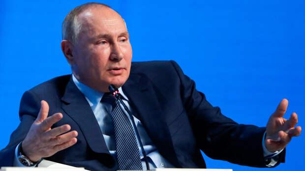 Путин назвал Си Цзиньпина своим другом
